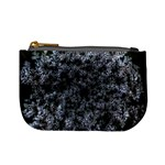 Queen Annes Lace in White Mini Coin Purse Front