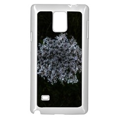 Queen Annes Lace In White Samsung Galaxy Note 4 Case (white)