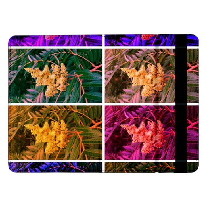 Sideways Sumac Collage Samsung Galaxy Tab Pro 12.2  Flip Case