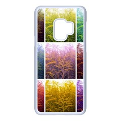 Goldenrod Collage Samsung Galaxy S9 Seamless Case(white)