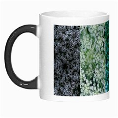 Queen Annes Lace Vertical Slice Collage Morph Mugs by okhismakingart