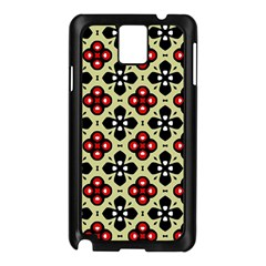 Under The Tiles Samsung Galaxy Note 3 N9005 Case (black) by WensdaiAddamns