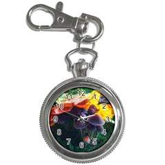 Mushrooms Key Chain Watches by okhismakingart