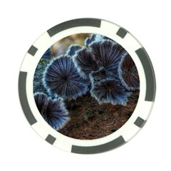 Tree Fungus Poker Chip Card Guard (10 Pack) by okhismakingart