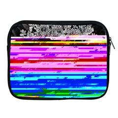 Static Wall Queen Annes Lace Version Iii Apple Ipad 2/3/4 Zipper Cases by okhismakingart