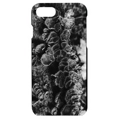 Tree Fungus Branch Vertical High Contrast Iphone 7/8 Black Uv Print Case