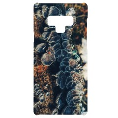 Tree Fungus Branch Vertical Samsung Note 9 Black Uv Print Case  by okhismakingart