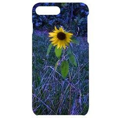 Blue Sunflower Iphone 7/8 Plus Black Uv Print Case