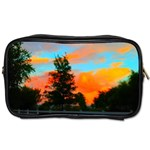 Neon Landscape Toiletries Bag (One Side) Front