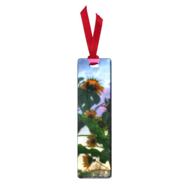 Sunflowers and Wild Weeds Small Book Marks