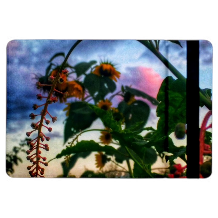 Sunflowers and Wild Weeds iPad Air 2 Flip