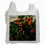 Sunflowers Recycle Bag (Two Side) Front