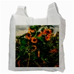 Sunflowers Recycle Bag (Two Side) Back