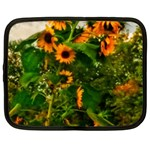 Sunflowers Netbook Case (XL) Front