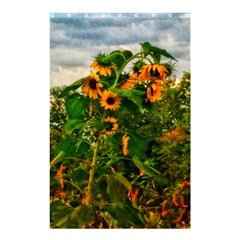 Sunflowers Shower Curtain 48  X 72  (small)