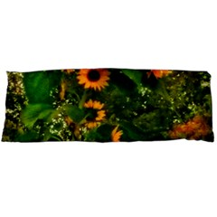 Sunflowers Body Pillow Case Dakimakura (two Sides)