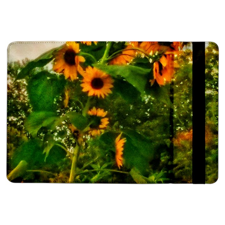 Sunflowers iPad Air Flip