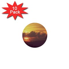 Early Sunset 1  Mini Buttons (10 Pack)