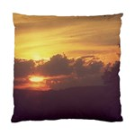 Early Sunset Standard Cushion Case (Two Sides) Back