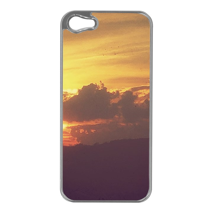 Early Sunset iPhone 5 Case (Silver)