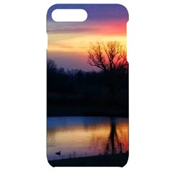 Pastel Sunrise Iphone 7/8 Plus Black Uv Print Case