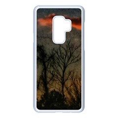 Old Sunset Samsung Galaxy S9 Plus Seamless Case(white)