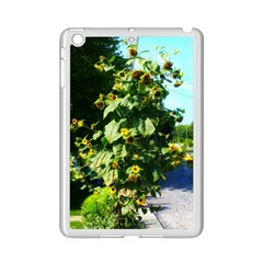 Big Sunflowers Ipad Mini 2 Enamel Coated Cases