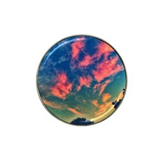 Brushstroke Skies Hat Clip Ball Marker (4 Pack)