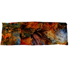 Rainbow Fossil Body Pillow Case (dakimakura) by okhismakingart