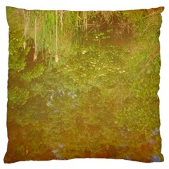 Lake Reflection Standard Flano Cushion Case (one Side) by okhismakingart