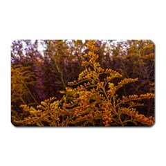 Goldenrod Version Ii Magnet (rectangular)
