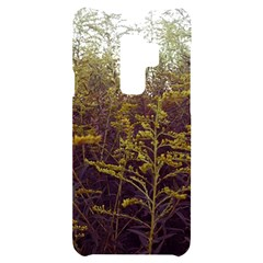 Purple And Yellow Goldenrod Samsung S9 Plus Black Uv Print Case