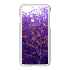 Yellow And Blue Goldenrod Iphone 8 Seamless Case (white)