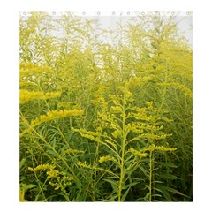 Yellow Goldenrod Shower Curtain 66  X 72  (large)