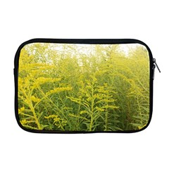 Yellow Goldenrod Apple Macbook Pro 17  Zipper Case