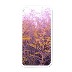 Pink Goldenrod Iphone 4 Case (white)