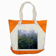 Blue Goldenrod Accent Tote Bag