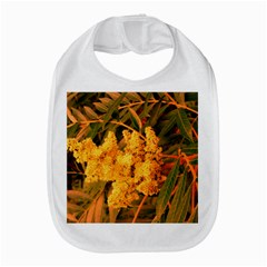 Yellow Sideways Sumac Bib