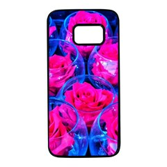 Rose Bowls Samsung Galaxy S7 Black Seamless Case