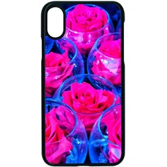 Rose Bowls Iphone X Seamless Case (black)