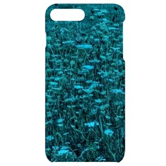 Blue Green Queen Annes Lace Hillside Iphone 7/8 Plus Black Uv Print Case
