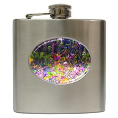 Magic Butterfly Hip Flask (6 Oz)
