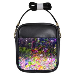 Magic Butterfly Girls Sling Bag