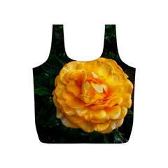 Yellow Rose Full Print Recycle Bag (s)