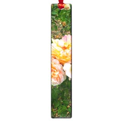 Bunch Of Orange And Pink Roses Large Book Marks by okhismakingart