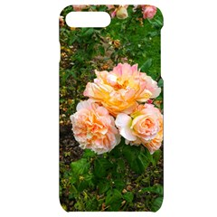 Bunch Of Orange And Pink Roses Iphone 7/8 Plus Black Uv Print Case by okhismakingart