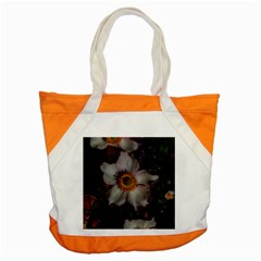 Light Purple Blossoms Accent Tote Bag