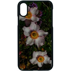 Light Purple Blossoms Iphone Xs Seamless Case (black)