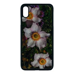 Light Purple Blossoms Iphone Xs Max Seamless Case (black)