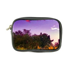 Purple Afternoon Coin Purse